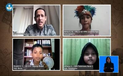 Surat Siswa untuk Mendikbud, Cerita Keseharian hingga Ungkapan Kerinduan Bersekolah Lagi